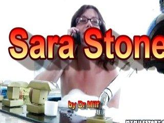Sara stone hot milf