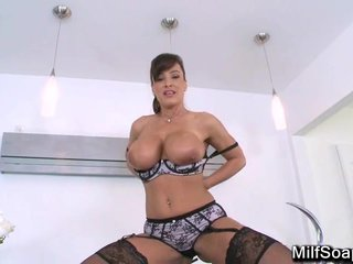 Bestow Winning MILF Lisa Ann Operative Away