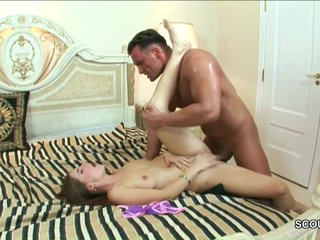 Lover of Daughter Caught Mom Masturbate