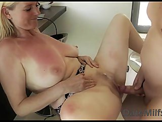 German MILF from DateMilfs(dot)net Creampied