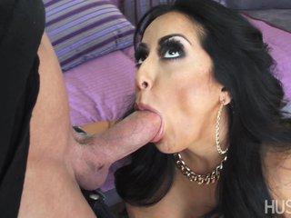 Kiara Mia gets fucked steadfast repression a sexy bj