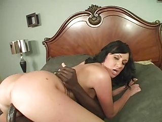 Amazing PAWG Interracial with BBC