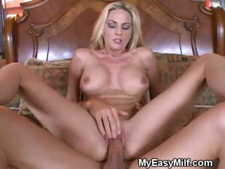 MILF Anal And Facial