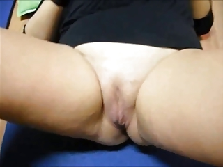 Chubby Slut moan and take cock