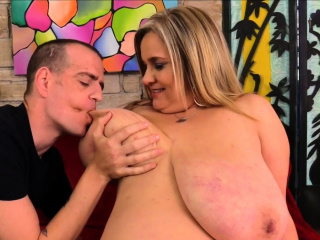 Mature BBW Cami Cooper Rides a Closely guarded Man