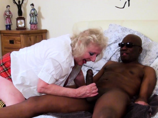 AgedLovE Three Matures Tastes Hardcore Jet Cock