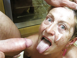 beamy hairy bush 90 years venerable mom needs hard