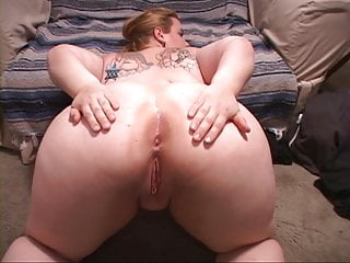 Heavy BUTT BBW MOM GOT BUTT FUCKED