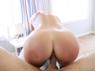 Pov sucking stepmom milf blonde gets banged