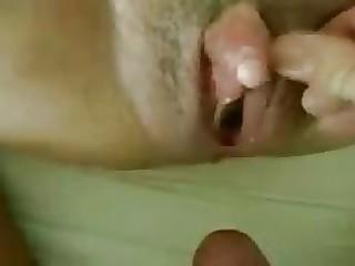 easy porn raise one's voice German mature amateur yon Chunky clit