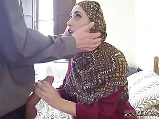 Arab prop homemade coupled with muslim mature No Money, No Problem