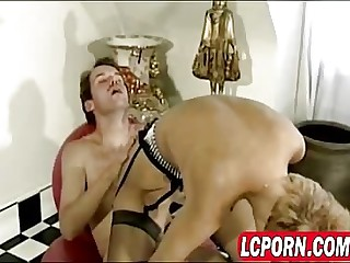 Vintage babes in anal plus of a female lesbian lovemaking wipe the floor with plus lapping in turn this way classic full-grown pussy