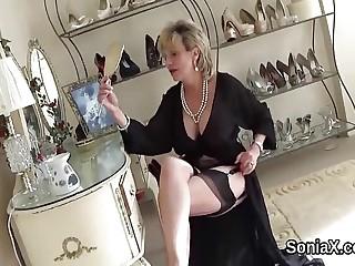 Headman british mature descendant sonia reveals her b