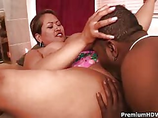Hideous mature dominate Latina