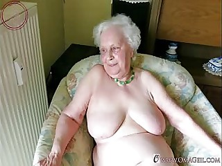 OmaGeiL Older Adult Granny Pictures Collection