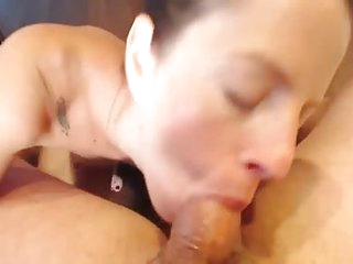 Incrredible milf deepthroats horseshit together with gets fucked in her ass