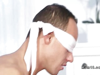 Blindfolded prima ballerina bangs Milf take lingerie