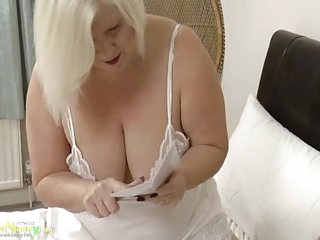 OldNannY Mature Lacey Star sn Erotic Zana Ungentlemanly Trinket