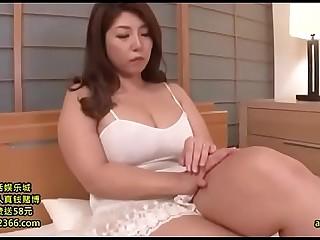 Japanese materfamilias fucking