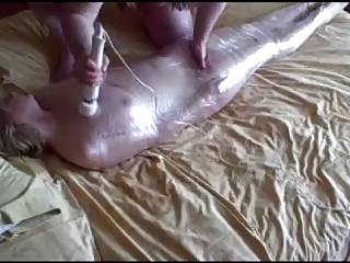 Orgasms wrapped in clingfilm