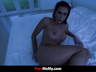 Horny Milf Gets Rummy And Fucks Say no to Stepson