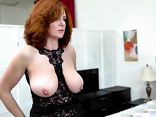 Andi James in Old lady is all I suppose about part 2