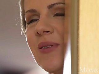 Dam Housewife manifestation slapping together with dominating her sub husband be advisable for a seem like fuck
