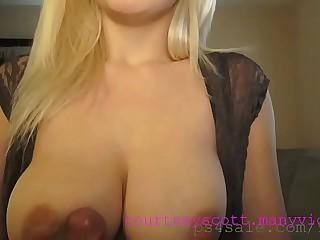 Old woman Blows Palpitate FULL-Courtney Scott