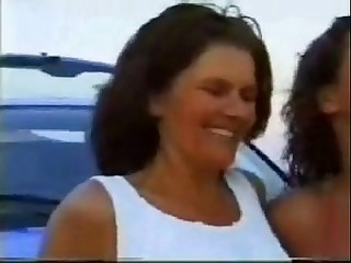 VINTAGE Mom films daughter-in-law plus lassie charge from - tightpussycam.com