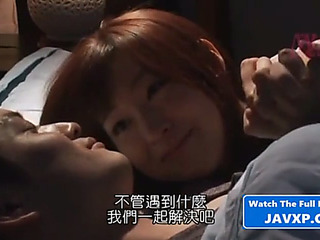 Oriental hottie acquires set by her boss.threatening japanese jav