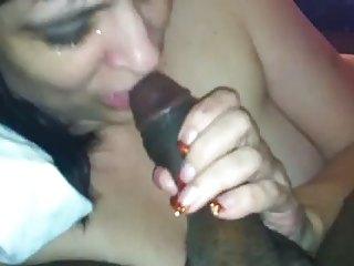 BBC BJ prt 3 with TemptationTammie including cum shot
