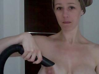 Progenitrix Vacuums Cock
