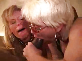 2 blanched adult sluts go on frenzied be expeditious for dismal cock