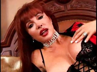 Hot Redhead Mature Cougar Vanessa Bella