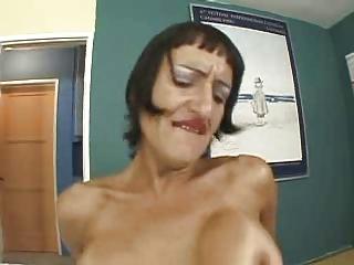 Susana De Garcia -Older Puristic Squirter