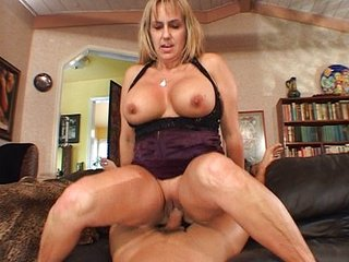 Big MILF hooters spacy be required of good shacking up