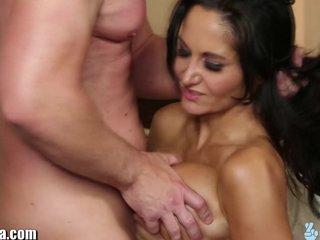 TrickySpa Boastfully Tits, Ava Addams Gagging BJ