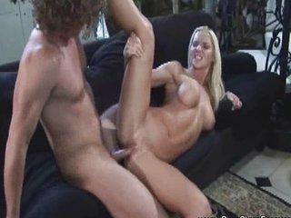 Hot Barbara Summers in lustful carnal knowledge